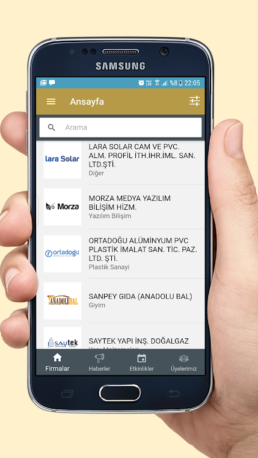 Musiad Adana Mobil Uygulama